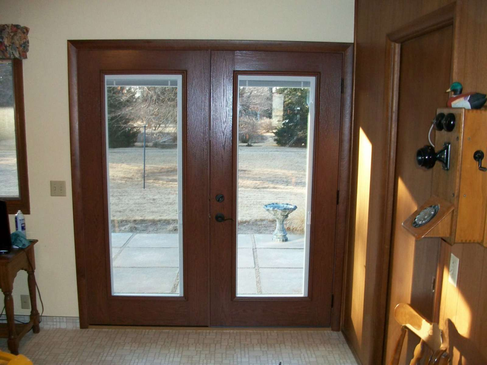 door deluxe bronze with glass oilrubbedbronze pivot p doors oil clear basco rubbed swing
