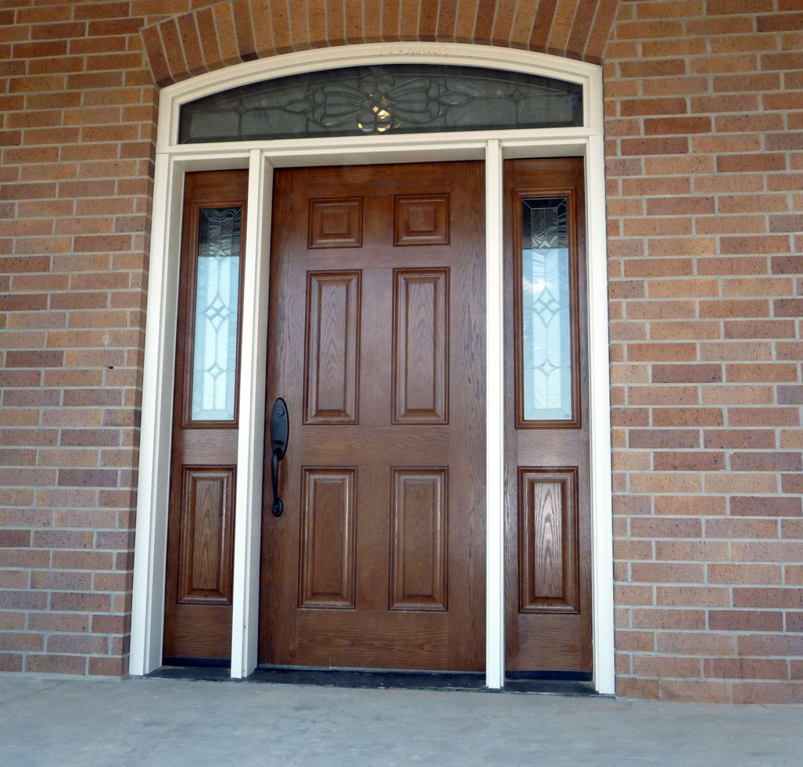 1527 #664230 Signet® Fiberglass Entry Doors Doors Entry Doors Products  picture/photo Fibreglass Exterior Doors 41191600
