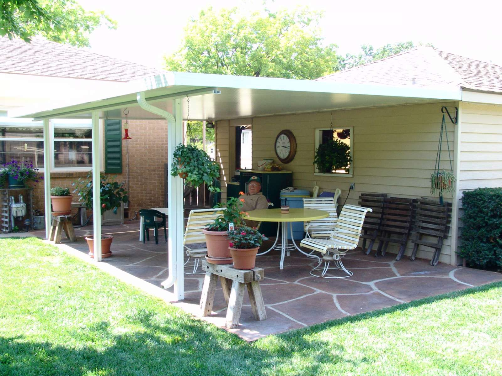 Patio covers carports patio covers sunrooms Patio products