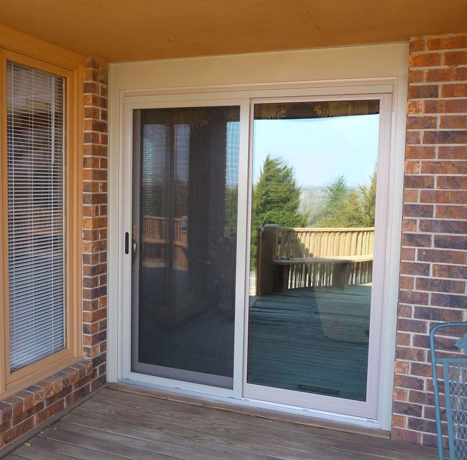 Sliding patio doors doors patio doors products for Storm doors for patio doors