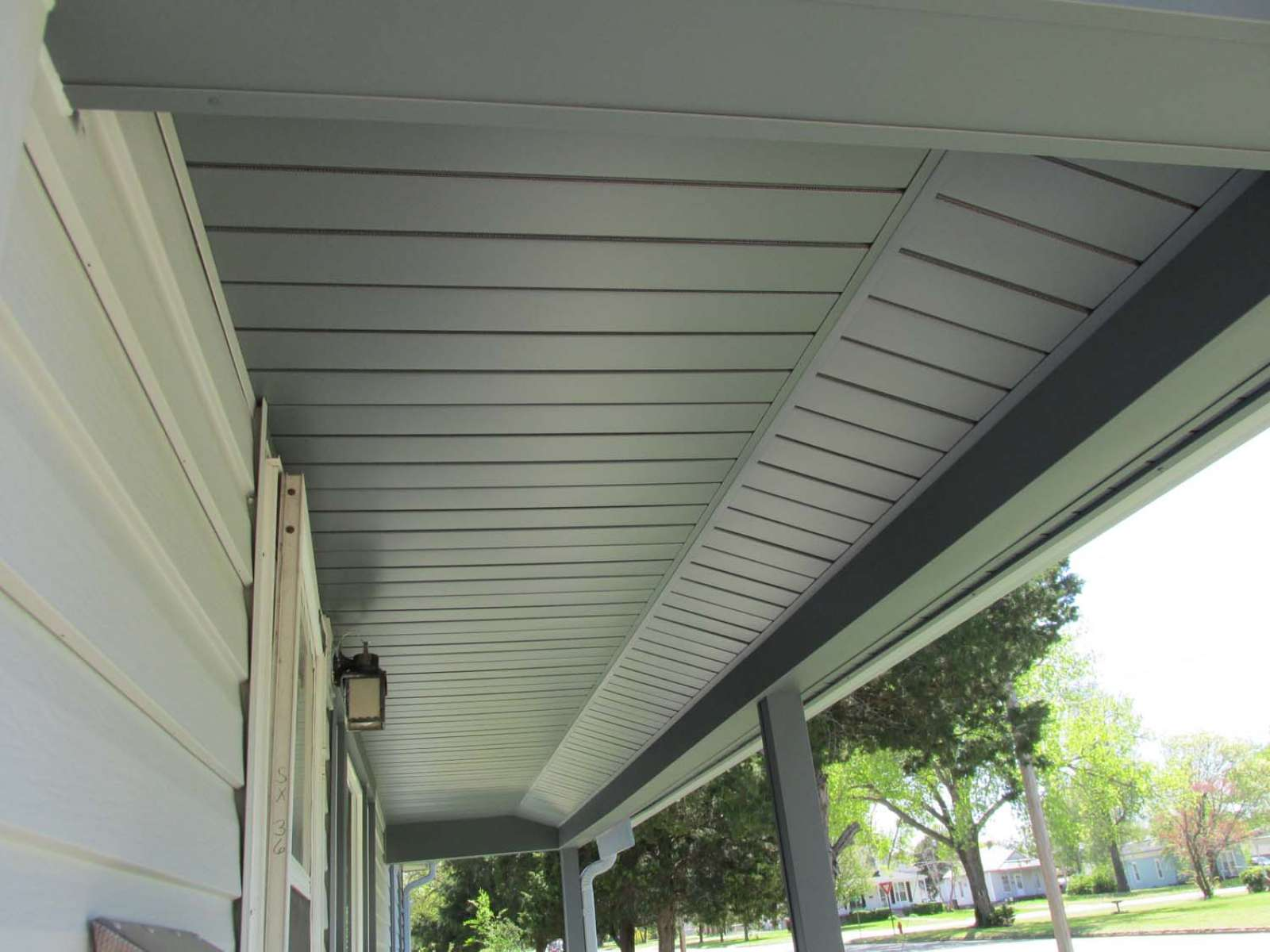 Porch Ceilings Siding Products Pleasantview Home