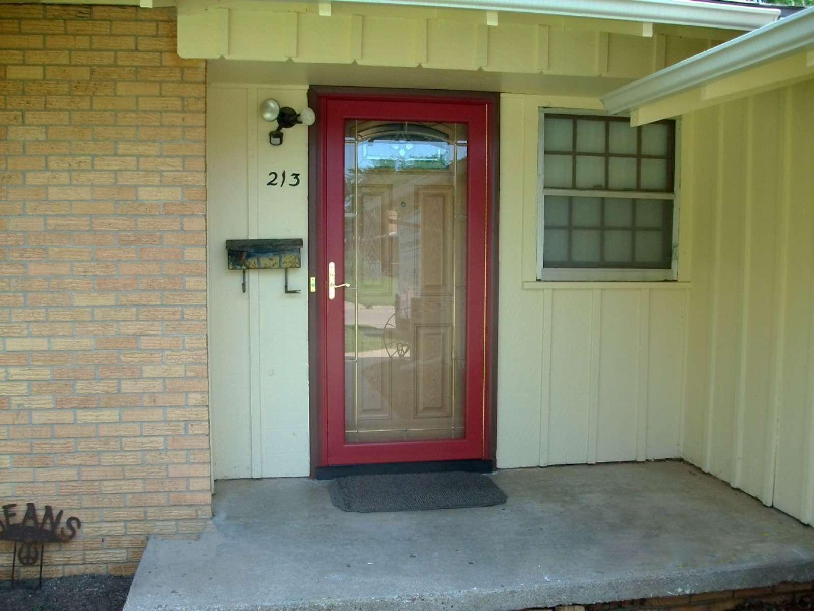 Provia storm doors doors storm doors products for What is provia
