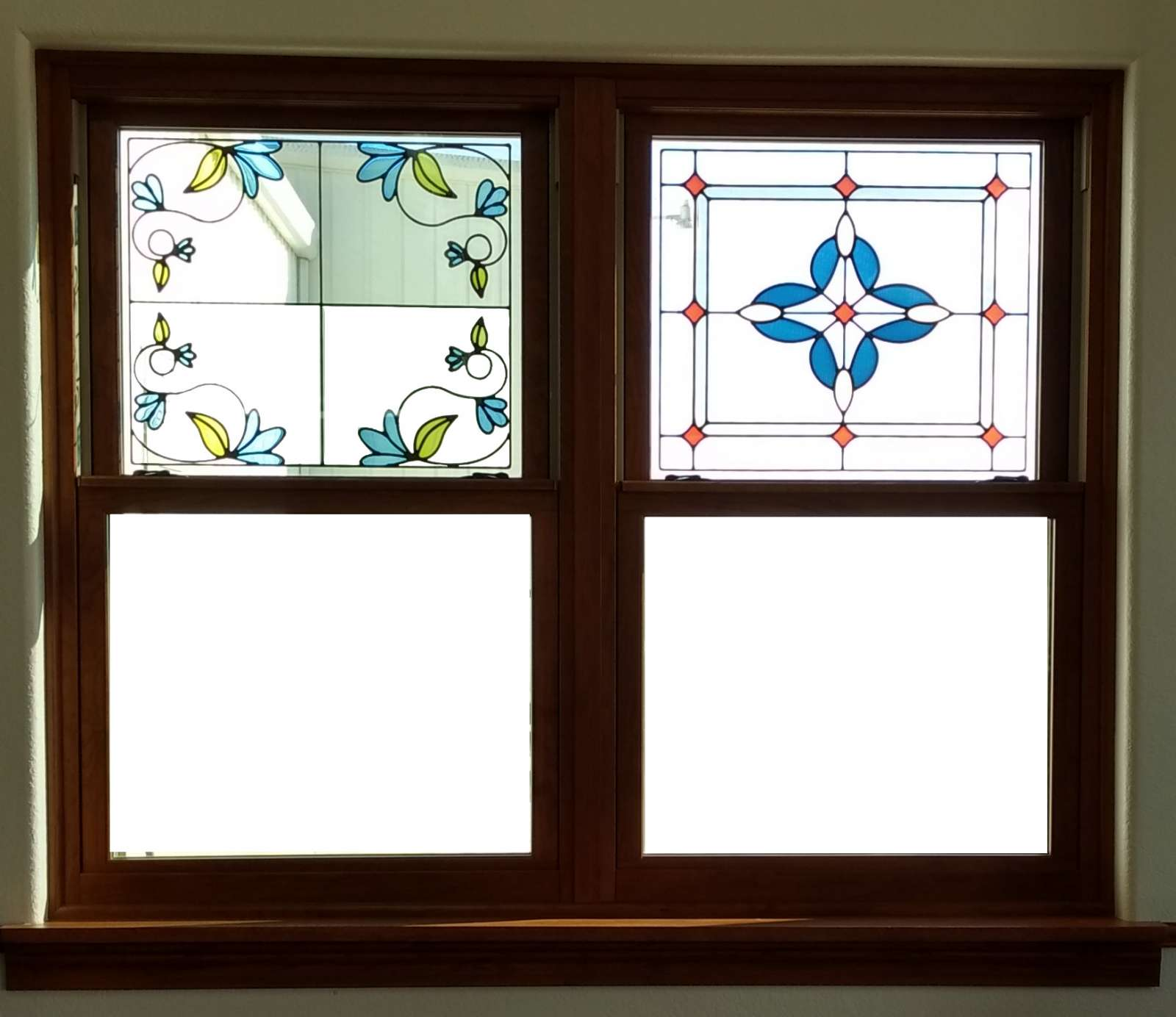 Inspirations art glass windows products pleasantview for Art glass windows